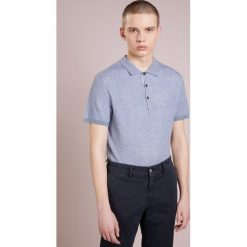 Rag & bone TRIPP  Koszulka polo blue. Niebieskie koszulki polo rag & bone, m, z bawełny. W wyprzedaży za 687,20 zł.