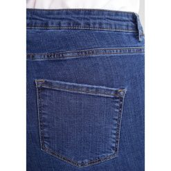Dorothy Perkins Curve Jeansy Slim Fit indigo. Niebieskie boyfriendy damskie Dorothy Perkins Curve. Za 169,00 zł.
