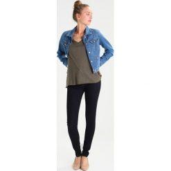 GStar 3301 HIGH SKINNY Jeans Skinny Fit rinsed. Szare jeansy damskie marki G-Star. W wyprzedaży za 351,75 zł.