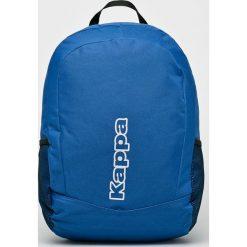 Kappa - Plecak. Niebieskie plecaki męskie Kappa, z poliesteru. Za 59,90 zł.