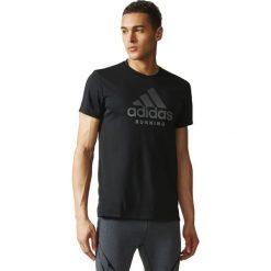 Adidas Koszulka męska Category Logo M czarna r. L (CF2061). Czarne koszulki sportowe męskie Adidas, l. Za 104,70 zł.