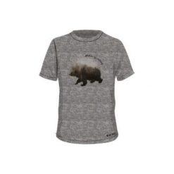 Hitec Multiplex Koszulka Męska Beor Grey Melange r. S. Szare t-shirty męskie Hitec Multiplex, m. Za 35,24 zł.