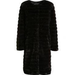 Płaszcze damskie pastelowe: Freequent FURBY JA NEW Płaszcz zimowy black