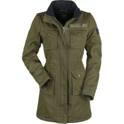 Black Premium by EMP Ladies Field Jacket Kurtka damska oliwkowy. Czarne kurtki damskie marki Black Premium by EMP, xl, z poliesteru. Za 489,90 zł.