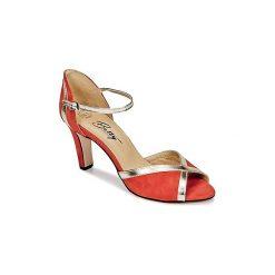 Sandały Betty London  IFLORE. Brązowe sandały damskie marki Betty London. Za 293,30 zł.