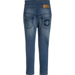 Patrizia Pepe Jeansy Slim Fit denim light blue. Niebieskie spodnie chłopięce Patrizia Pepe, z bawełny. W wyprzedaży za 342,30 zł.