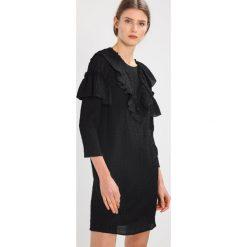 Sukienki hiszpanki: Intropia Sukienka koktajlowa black