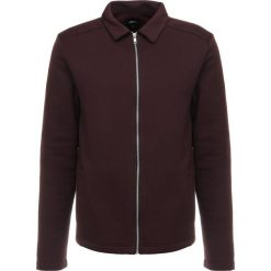 Bejsbolówki męskie: Burton Menswear London HARRINGTON Bluza rozpinana bordeaux