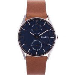 Biżuteria i zegarki męskie: Zegarek SKAGEN - Holst SKW6449  Brown/Silver