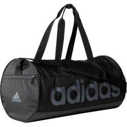 Torby podróżne: Adidas Torba Women Linear Performance Teambag S czarna (AI9117)