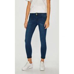 Haily's - Jeansy Natalie. Czarne jeansy damskie rurki Haily's, z bawełny. Za 119,90 zł.