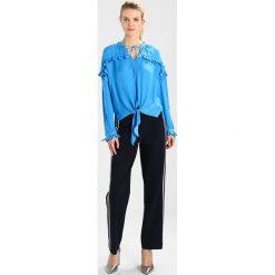 Bluzki asymetryczne: Aaiko SOUNYA  Bluzka divine blue