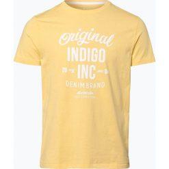 Mc Earl - T-shirt męski, żółty. Żółte t-shirty męskie z nadrukiem Mc Earl, l, z bawełny. Za 49,95 zł.