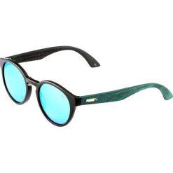 Puma Okulary przeciwsłoneczne black/green. Czarne okulary przeciwsłoneczne męskie Puma. W wyprzedaży za 407,20 zł.