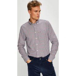 Tommy Hilfiger - Koszula. Szare koszule męskie na spinki marki House, l, z bawełny. Za 359,90 zł.