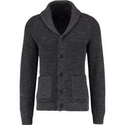 Swetry męskie: Jack & Jones JJVORSON Kardigan asphalt