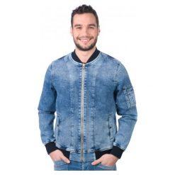 Pepe Jeans Kurtka Męska Teddy Xl Niebieski. Niebieskie kurtki męskie jeansowe marki Reserved, l. W wyprzedaży za 349,00 zł.