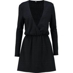 Sukienki hiszpanki: Ivyrevel SUZY Sukienka z dżerseju black