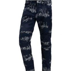 Spodnie męskie: GStar PHARRELL WILLIAMS ELWOOD X25 3D  Spodnie materiałowe sapphire blue/correct grey