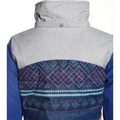 Roxy FLICKER  Kurtka snowboardowa sodalite blue. Niebieskie kurtki dziewczęce sportowe Roxy, z materiału, narciarskie. W wyprzedaży za 607,20 zł.
