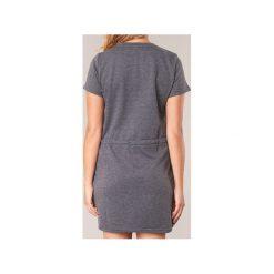 Sukienki krótkie Yurban  FEGUINE. Szare sukienki hiszpanki Yurban, l, z krótkim rękawem, mini. Za 127,20 zł.