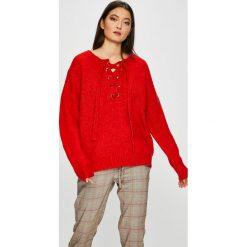 Medicine - Sweter Essential. Szare swetry oversize damskie MEDICINE, uniwersalny, z dzianiny. Za 159,90 zł.