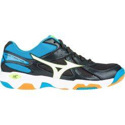 Buty sportowe męskie: Mizuno Buty unisex Wave Twister 4 Dark Shadow/White/Blue r. 44 (V1GA15773)