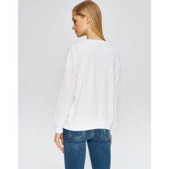 Liu Jo - Bluza. Szare bluzy z kieszeniami damskie Liu Jo, l, z dzianiny, bez kaptura. W wyprzedaży za 429,90 zł.