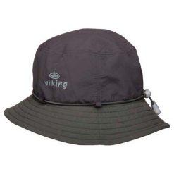Czapki męskie: Viking Czapka męska Chuck szara r. 60