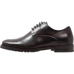Buty wizytowe męskie: Royal RepubliQ NANO 5 EYE DERBY Eleganckie buty black