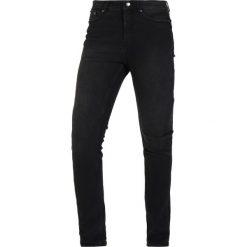 Cheap Monday SONIC Jeansy Slim Fit sure black. Niebieskie rurki męskie Cheap Monday. W wyprzedaży za 174,30 zł.