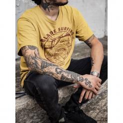 T - shirt Blade Surfing. Czarne t-shirty męskie marki Pakamera, m, z kapturem. Za 90,00 zł.