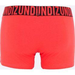 Undiz - Bokserki Oreliz. Czerwone bokserki męskie Undiz, z bawełny. W wyprzedaży za 39,90 zł.