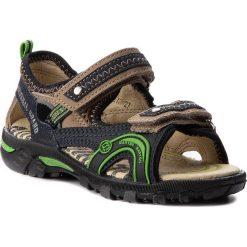 Sandały chłopięce: Sandały BARTEK – 36113-272 Brązowy