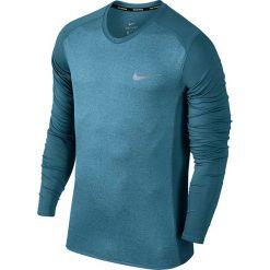 Odzież sportowa męska: koszulka do biegania męska NIKE DRY MILER RUNNING TOP LONG SLEEVE / 833593-407 – MILER RUNNING TOP LONG SLEEVE