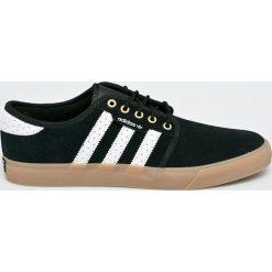 Adidas Originals - Tenisówki Seeley. Szare tenisówki męskie adidas Originals, z gumy, na sznurówki. W wyprzedaży za 259,90 zł.