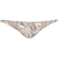 """Bikini: Figi bikini """" Sun Dappled Decadence"""" w kolorze biało-brązowym"""