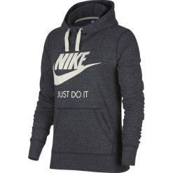 Bluza na suwak z kapturem Nike Gym Vintage. Szare bluzy z kieszeniami damskie marki La Redoute Collections, m, z bawełny, z kapturem. Za 272,96 zł.