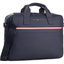 Plecaki męskie: Torba na laptopa TOMMY HILFIGER - Essential Computer Bag II AM0AM02696 413