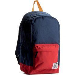 Plecaki męskie: Plecak CATERPILLAR – Plowing 83141-295 Mid. Blue/Red/Yellow