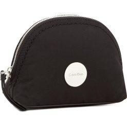 Kosmetyczka CALVIN KLEIN BLACK LABEL - Edit Cosmetic Bag K60K603212  001. Czarne kosmetyczki męskie marki Calvin Klein Black Label, z materiału. Za 139,00 zł.