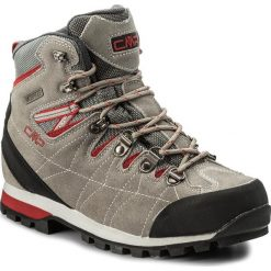 Buty trekkingowe damskie: Trekkingi CMP - Arietis Wmn Trekking Shoes Wp 38Q9986 Grey U739