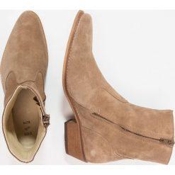 Botki męskie: Shoe The Bear ENZO Botki kowbojki i motocyklowe taupe