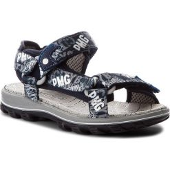 Sandały męskie: Sandały PRIMIGI - 1394611 M Blu