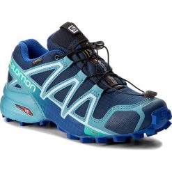 Buty trekkingowe damskie: Buty SALOMON - Speedcross 4 Gtx W GORE-TEX 383082 20 G0 Blue Depth/Blue Gum