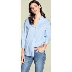 Odzież damska: Bluzka w kolorze błękitnym