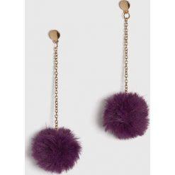 Kolczyki damskie: Medicine - Kolczyki Royal Purple