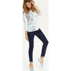 Swetry klasyczne damskie: SWETER DŁUGI RĘKAW DAMSKI