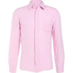 Koszule męskie na spinki: 120% Lino CAMICIA REGULAR Koszula pink