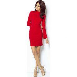Czerwona Sukienka z Wycięciem na Plecach. Czarne sukienki balowe marki Reserved. Za 199,90 zł.